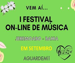 FESTIVAL MUSICA JEREMOABO