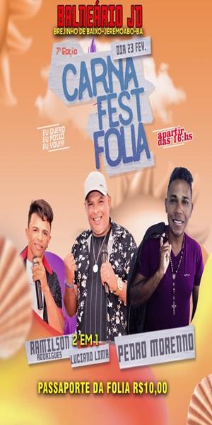 Carna Fest Folia