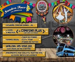 Campina Grande Tour