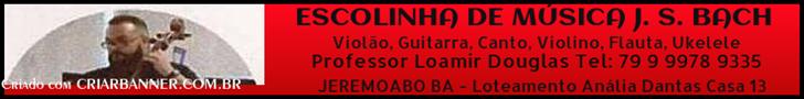 Aula de Música Banner