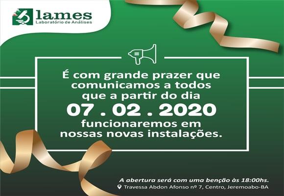 LAMES 2