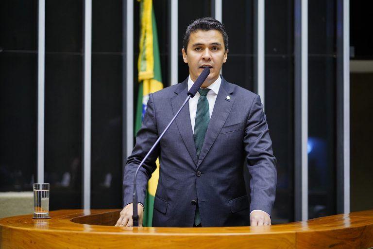 Garcia: pena atual é branda - (Foto: Pablo Valadares/Câmara dos Deputados)