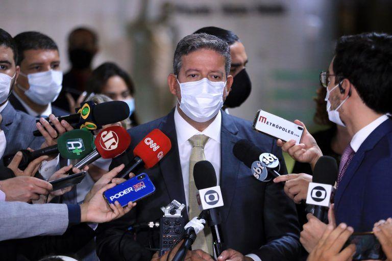 """Lira: """"O Brasil precisa de ações. E vamos avançar"""" - (Foto: Michel Jesus/Câmara dos Deputados)"""