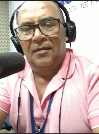 Perfil: Repórter Reginaldo Alves da Rádio Jeremoabo FM, o trovão cinza