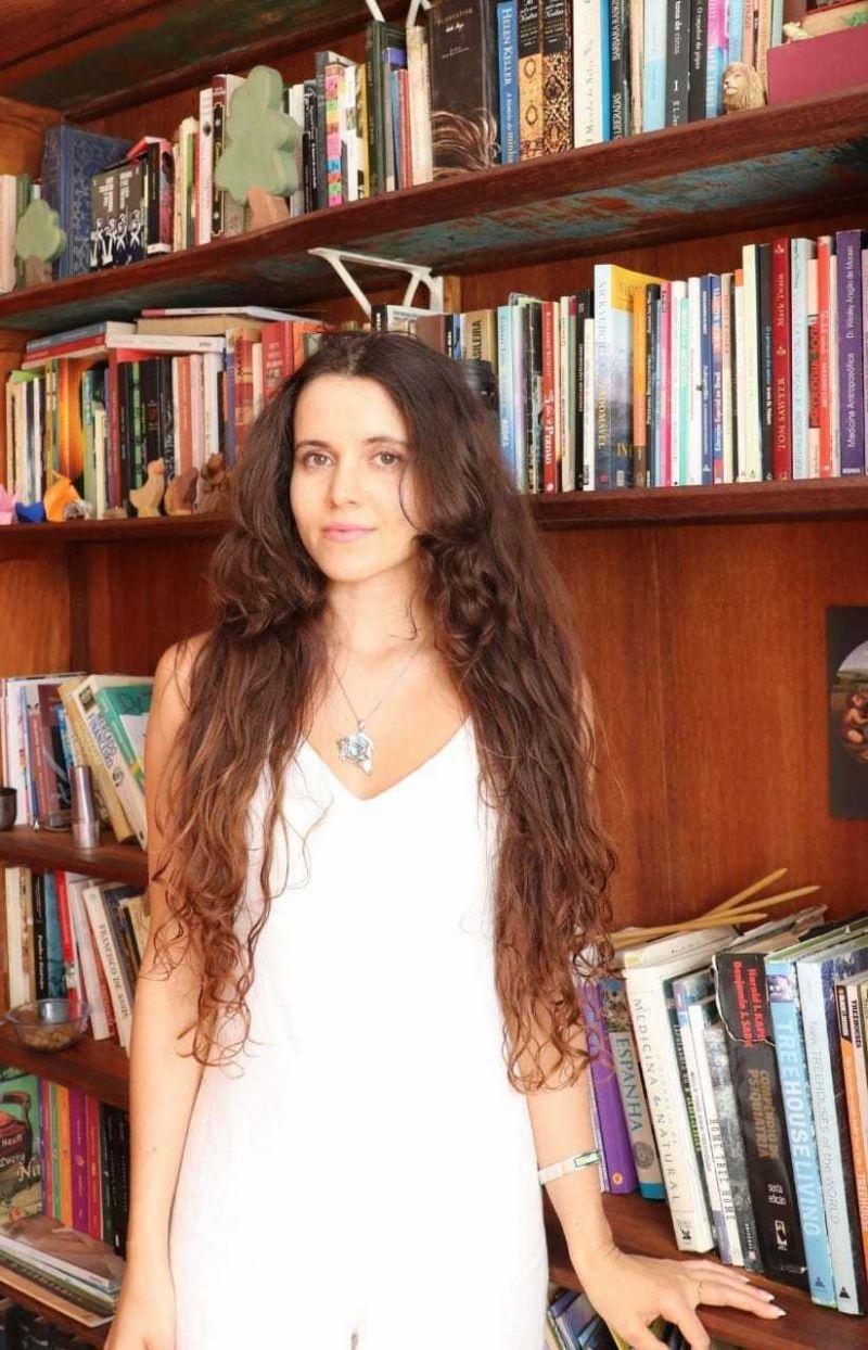 Ingrid Ascef: nota mil na redação - (Foto: Arquivo Pessoal)