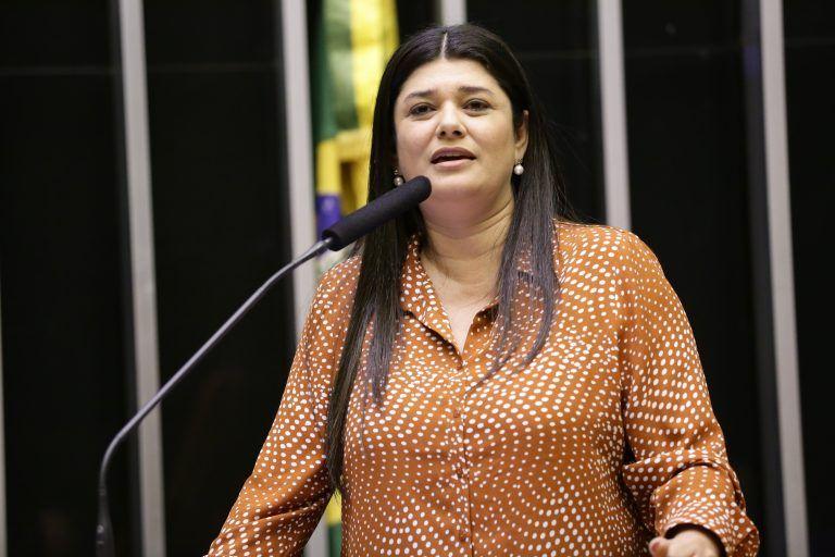 Rose Modesto, autora da proposta - (Foto: Michel Jesus/ Câmara dos Deputados)