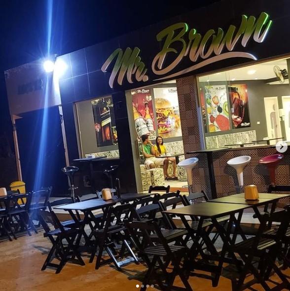 imagem Mr. Brown, Rua da Maçonaria