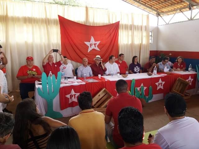 PT realiza Encontro Territorial do Semiárido Nordeste II para discutir Eleições 2020