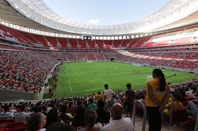 Seguem para promulgação artigos que preveem a suspensão do pagamento das parcelas do Programa de Modernização da Gestão e Responsabilidade Fiscal do Futebol Brasileiro (Profut) durante a pandemia - Marcos Oliveira/Agência Senado