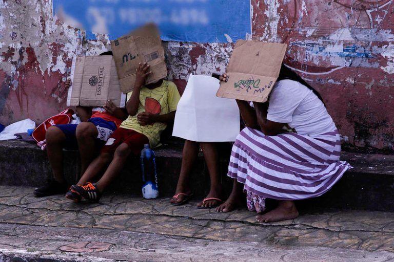 Rede socioassistencial amparou os vulneráveis durante a pandemia - (Foto: João Viana/Prefeitura de Manaus)