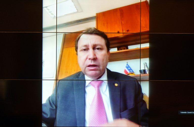 Soares: essa identificação necessita de regulamentação que estabeleça regras e parâmetros - (Foto: Pablo Valadares/Câmara dos Deputados)