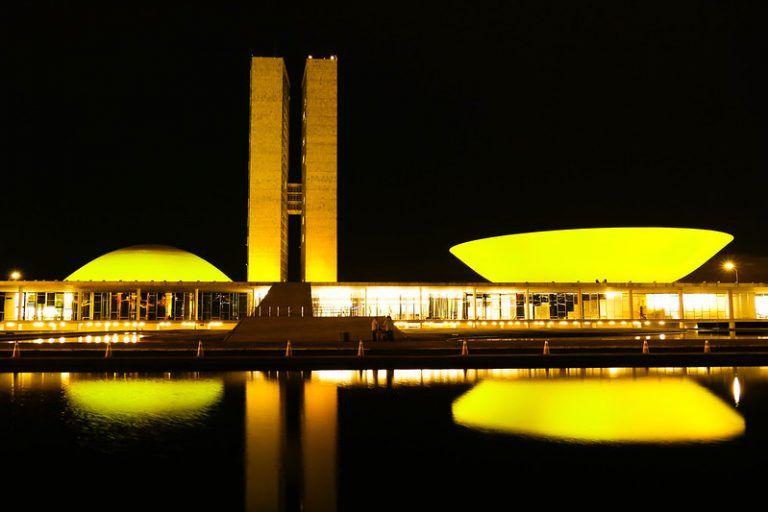 Câmara e Senado aderem à campanha do Maio Amarelo - (Foto: Roque de Sá/Agência Senado)