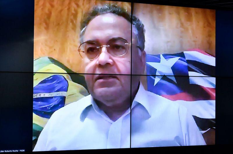 O senador Roberto Rocha é o presidente da Comissão Mista da Reforma Tributária