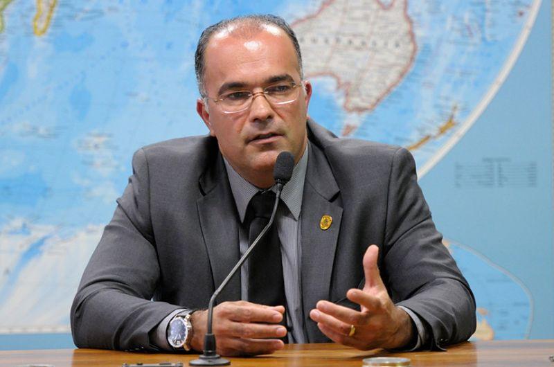 O servidor Pedro Ricardo Araújo Carvalho morreu de covid-19 no último sábado - Edilson Rodrigues/Agência Senado