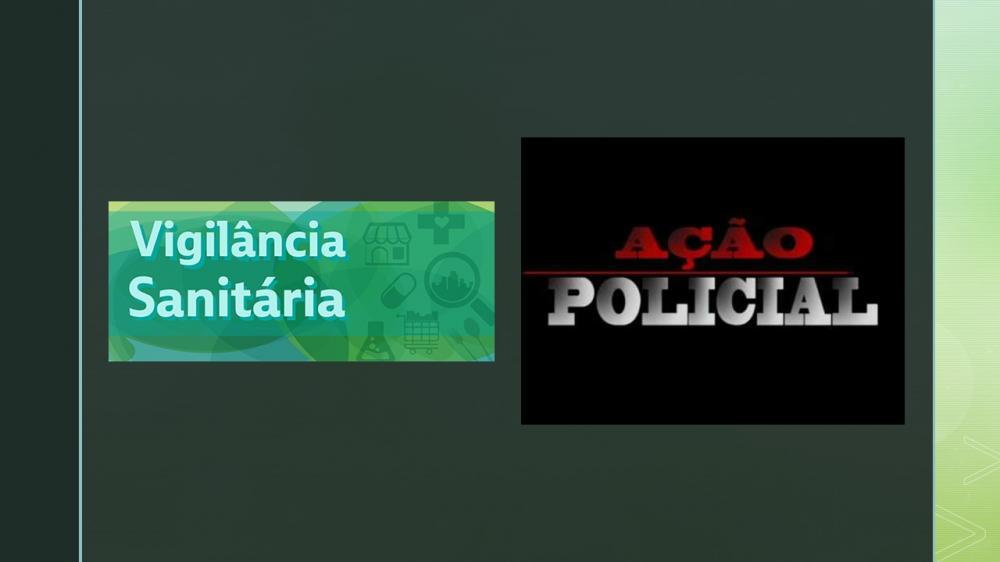 Jeremoabo BA: Ação conjunta de Polícias, Guarda Municipal e Secretaria de Saúde interdita bares na zona rural e na sede