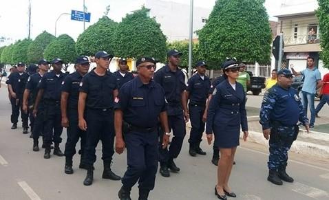Guarda Municipal de Jeremoabo BA divulga telefone de denúncia