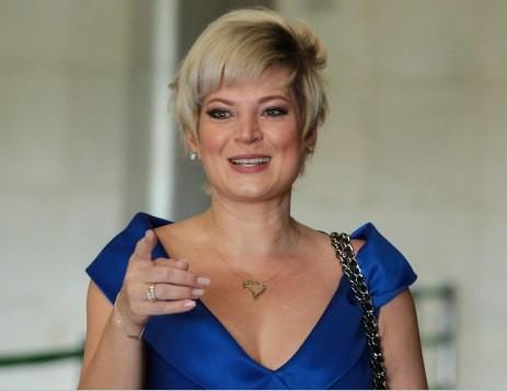 A deputada federal Joice Hasselmann que deixa o PSL - (Foto: WALLACE MARTINS/FUTURA PRESS/FUTURA PRESS/ESTADÃO CONTEÚDO-13/04/2021)