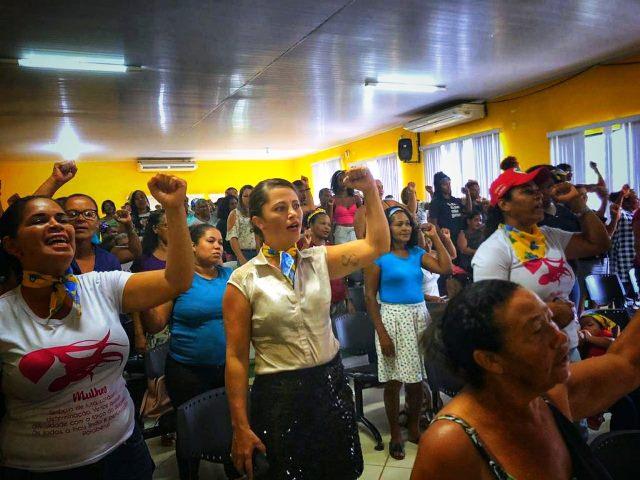 Imagem MST em Salvador BA
