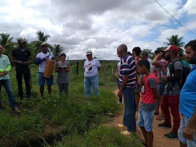 Comunidades Quilombolas de Jeremoabo BA realizam intercâmbio cultural