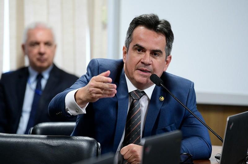 Nas redes sociais, Ciro informou que aceitou o convite feito pelo presidente Bolsonaro, após reunião no Palácio do Planalto - Pedro França/Agência Senado