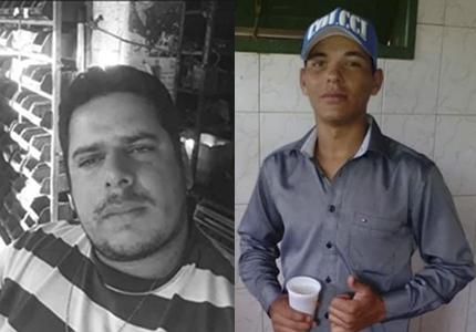 Foto dos falecidos. Fonte: site Gilson Oliveira