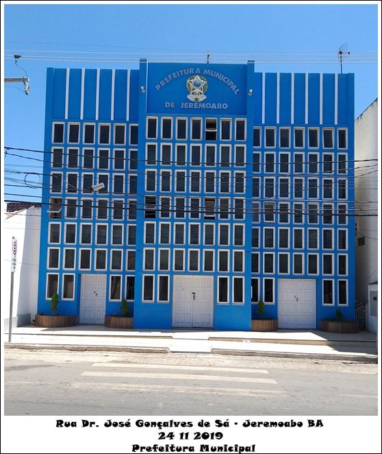Prefeitura Municipal de Jeremoabo BA