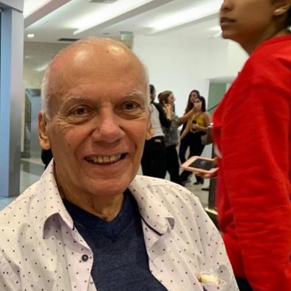 Major João Carlos. Foto de Redes Sociais