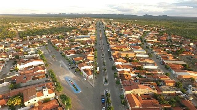 cidade de Macururé