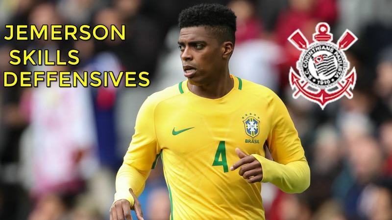 quem é Jemerson ? Deffensive Skills And Goals