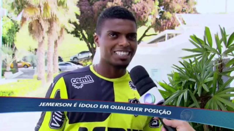 Jemerson - Da roça no interior da Bahia para os campos de Futebol